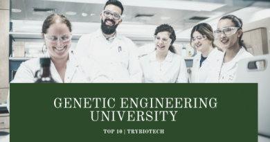 Top 10 Genetic engineering University in US