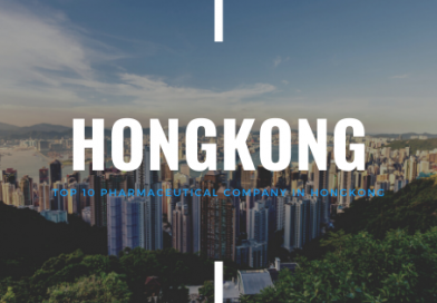 Top Pharmaceutical Companies in HongKong