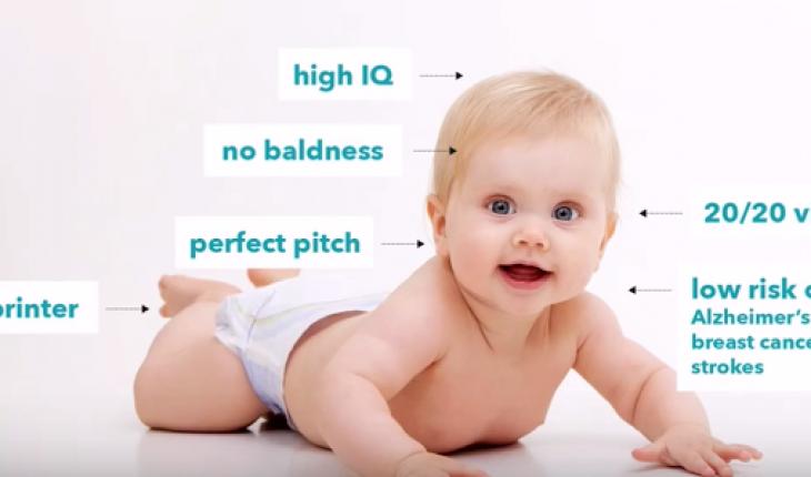 Cost of Having a Designer Baby